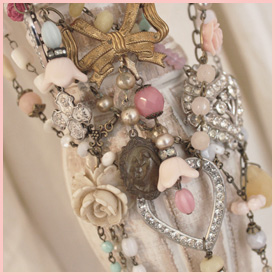 NEW! Vintage Trinket Jewelry