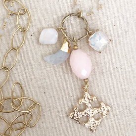 Luna Blush Necklace