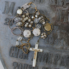Our Lady of Czestochowa Necklace