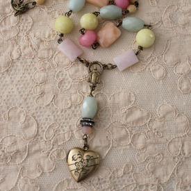 She is Ever Cheerful Necklace