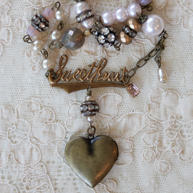 Let Me Call You Sweetheart Necklace