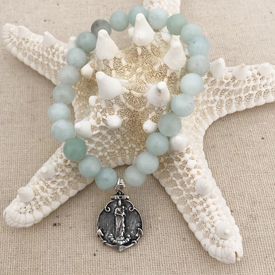 Our Lady of the Sea Bracelet